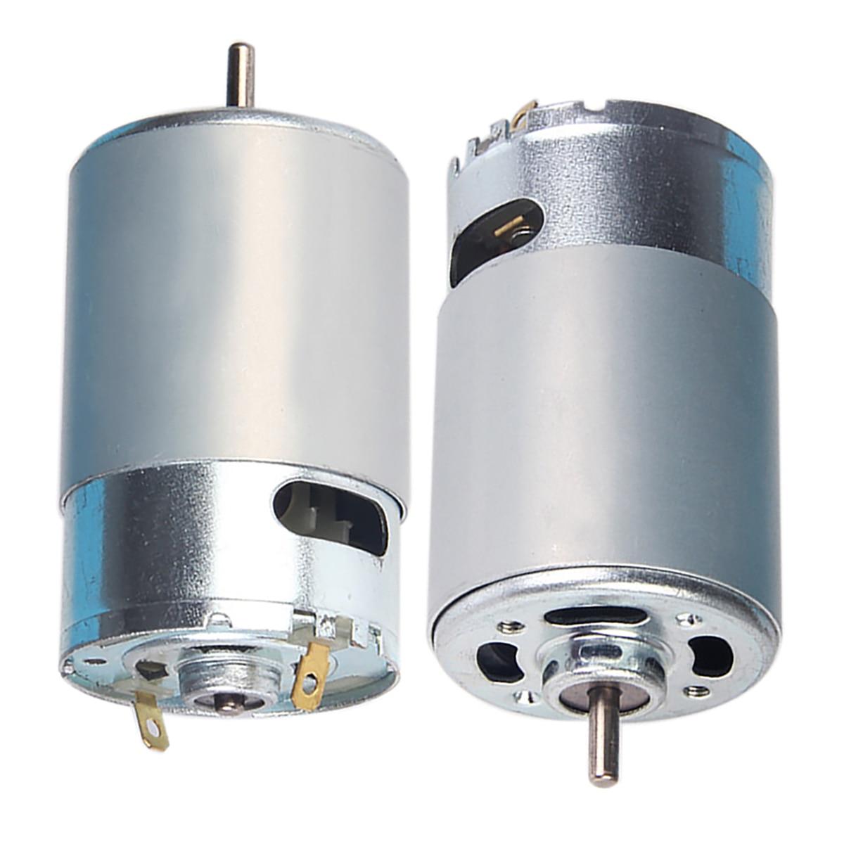 1 STÜCK Stabile RS-550 Motor 6-14,4 V Mini Elektrische Strommotoren Ersatz Für Verschiedene Akkuschrauber Handbohrmaschine Mayitr