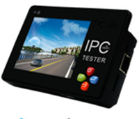 3.5 Inch TFT LCD Touch Screen IP Camera CCTV Tester Support ONVIF PTZ WIFI IPC 1600