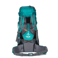 80L Large Capacity Travel Backpack 2