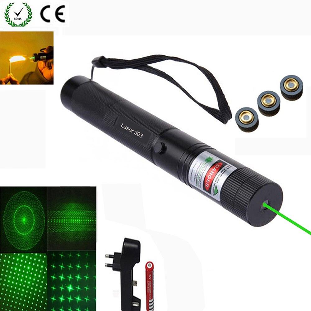Hijau Dot taktis laser penglihatan hijau Bore Sighter laser pointer 4 pcs Adjustable Adapter Kaliber Rifle bore sight