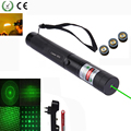 Green Dot tactical green laser sight Bore Sighter lasers pointer 4pcs Adjustable Adapters Caliber Rifles bore sight collimator