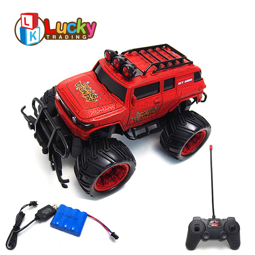 Intelligence enfants jouet 4 canaux radiocommandé voitures Buggy 1:20 haute vitesse électrique escalade télécommande voiture Wltoys
