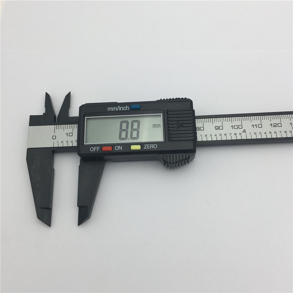 Micrometro calibro elettronico per calibro a corsoio digitale in - Strumenti di misura - Fotografia 6