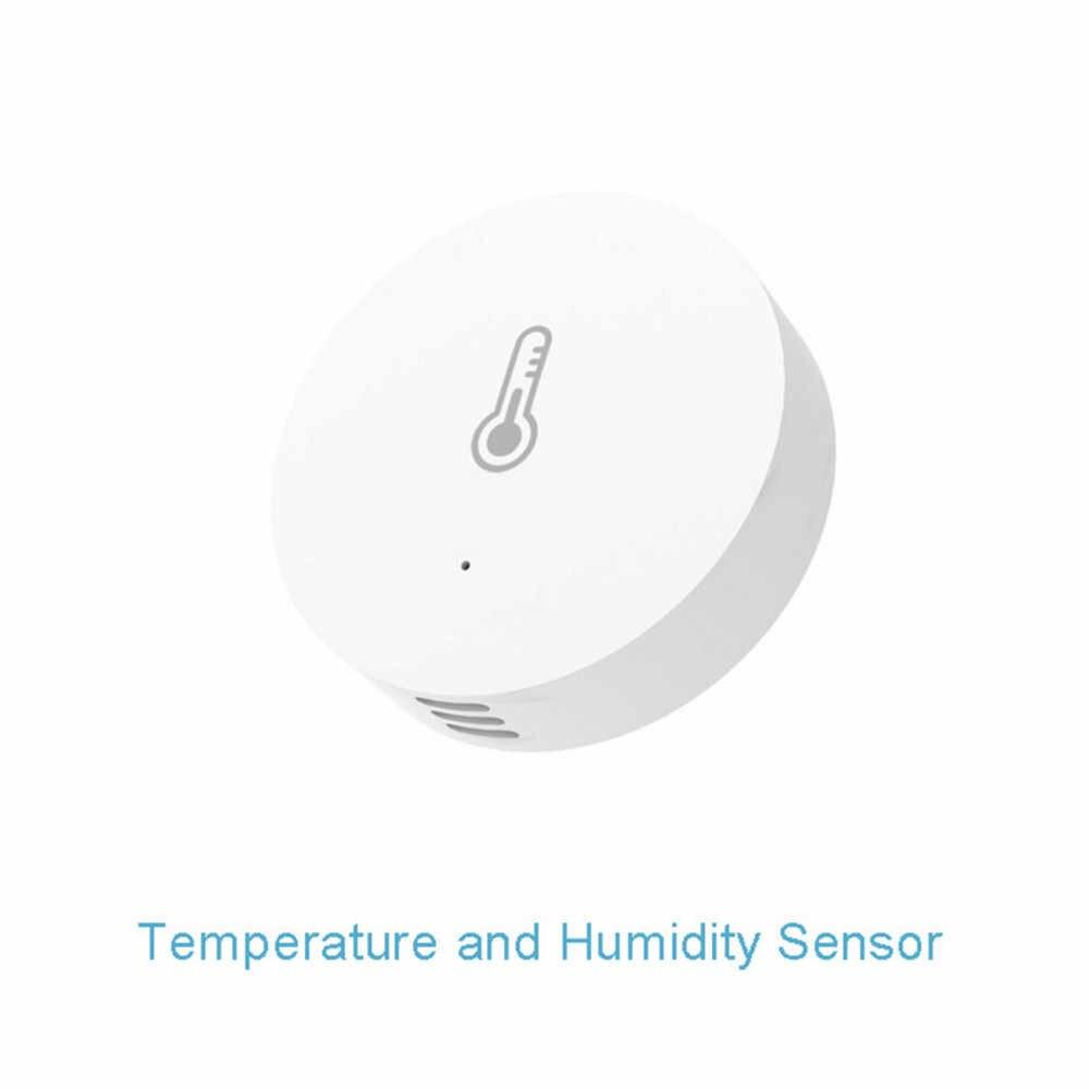 Oryginalny Xiaomi inteligentnego domu ruchu zestaw czujników bramy drzwi okna czujnika ludzkiego ciała czujnik bezprzewodowy przełącznik wielofunkcyjny