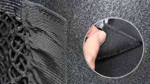 Image 5 - Auto Terug Kofferbak Seat Elastische String Net Magic Sticker Mesh Opbergtas Voor Audi A1 A3 A4 A5 A6 b5 B6 B8 Q3 Q5 Q7