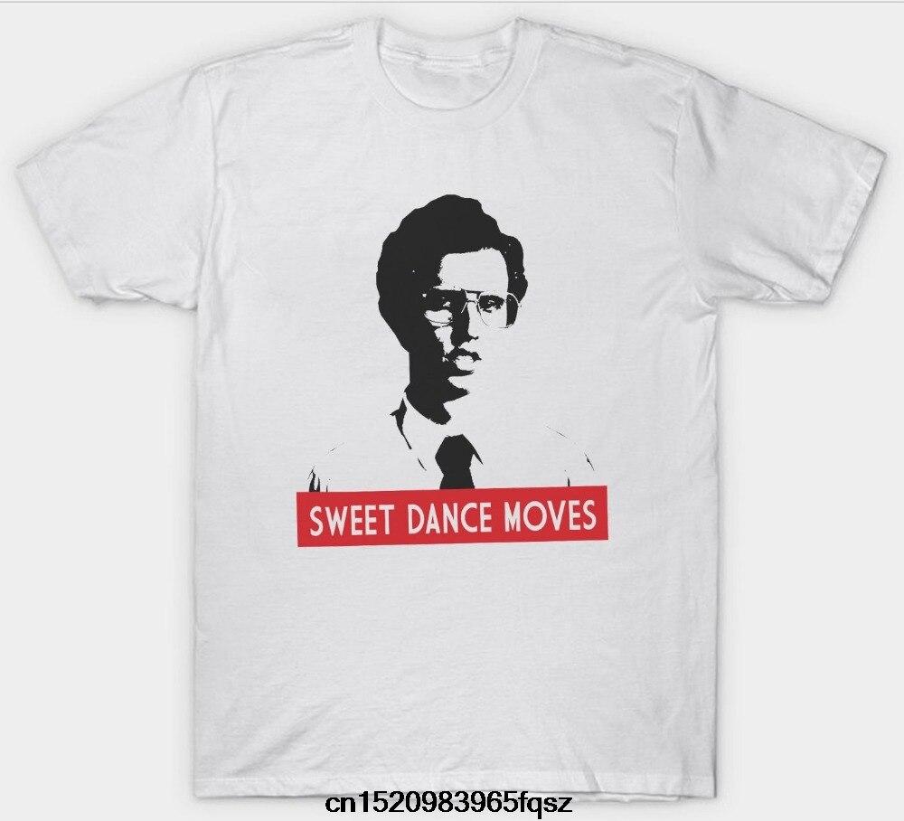 Gildan Shirt Design Short Crew Neck Napoleon Dynamite Sweet Dance
