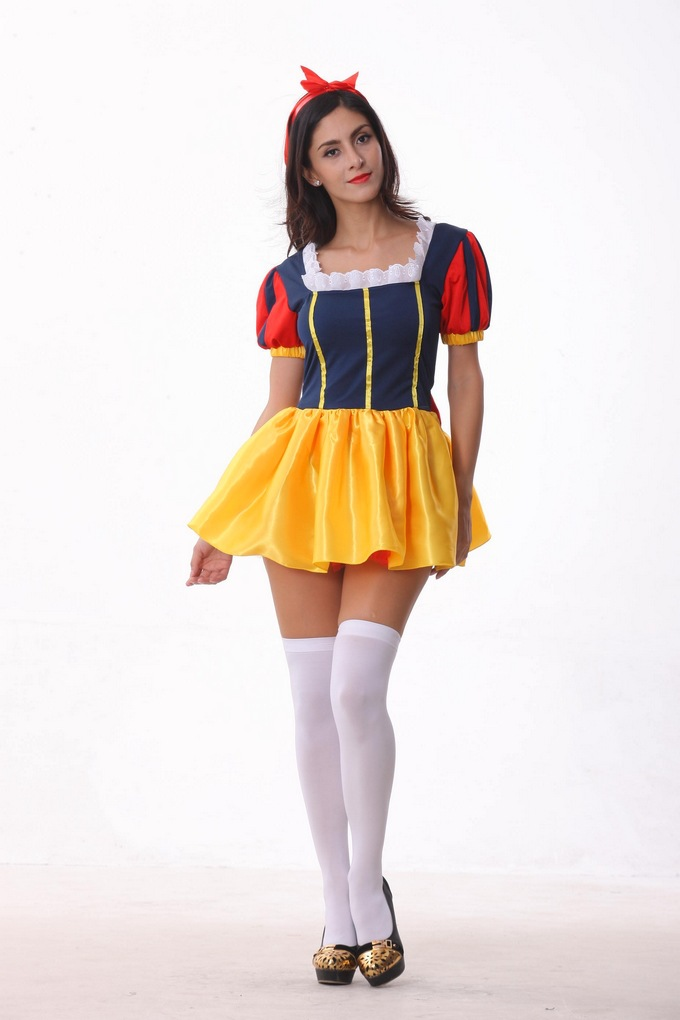 Something sexy adult halloween costumes snow white