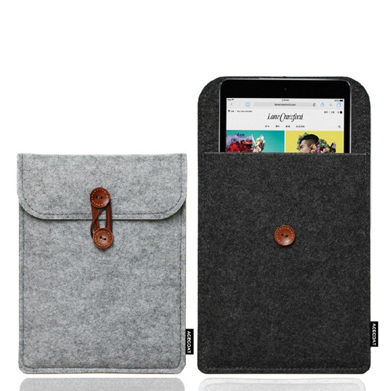 New For iPad Mini Case Bag Storage Package Protective Sleeve Case Cover For iPad mini 1 2 3 4 Portable 7.9inch Tablet Cover Case
