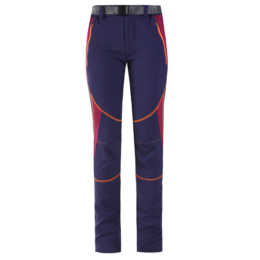 Women Spring Summer Quick Dry Pants Female Outdoor Sports Thin Breathable Anti-UV Pants Hiking Trekking Camping Trousers VB004