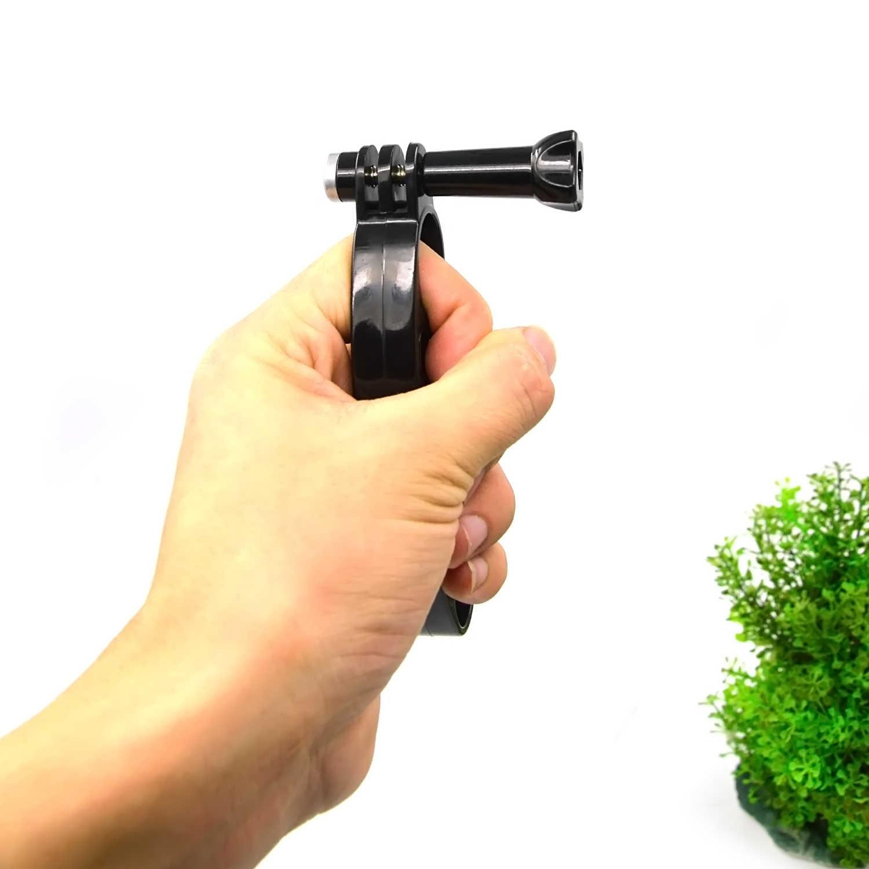 Gosear селфи крепление кольцо держатель монопод для Gopro Hero 5 4 3 2 Xiaomi Yi 2 II 4 K 4 K SJ Cam SJ5000 SJ6000 Экен H9