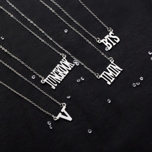 Bangtan7 Member Necklaces (8 Models)
