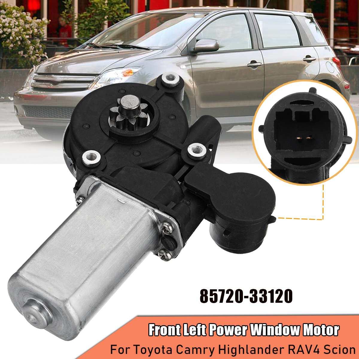 Front Right Passenger Power Window Motor For Toyota RAV4 Camry Scion Highlander