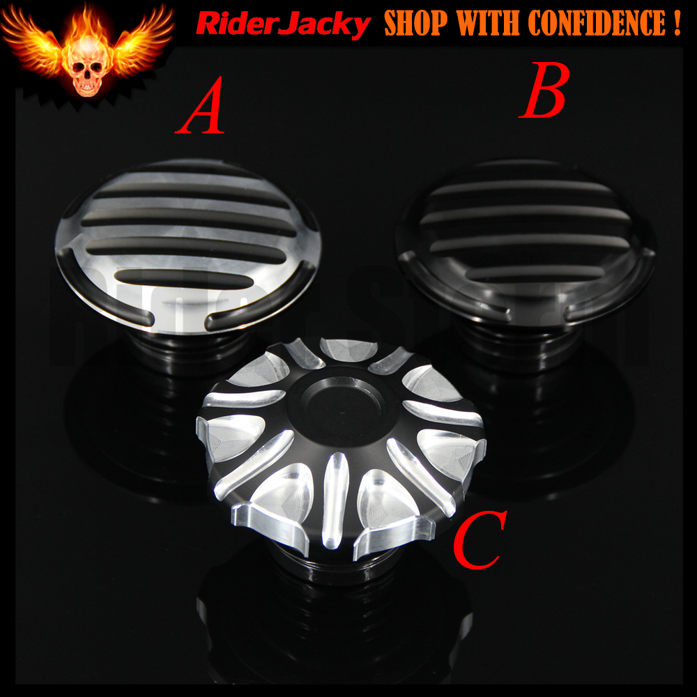 Motorcycle CNC Gas Cap Fuel Oil Tank Cover For Harley Dyna Softail Sportster XL883 1200 48 1996-2014 2008 2009 2010 2012 2013 chrome switch housing cover for harley switch softail cover sportster dyna v rod xl 883 1200