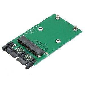 Image 2 - Mini Pci E mSATA SSD Da 1.8 pollici Micro SATA Convertitore Delladattatore Della Carta di Bordo del Modulo