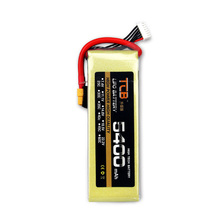 TCB Update Lipo Battery 5400mah 6S 60C Max 100C For Remote Control Helicopters UAV FPV Drone Aeromodelo Car Li-polymer Battery