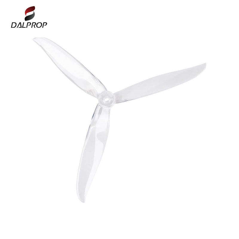 2 Pairs DALPROP CYCLONE T7056C 7 Inch Crystal 3-blade CCW CW Propeller For RC Models Multicopter Motor Spare Part Accessories