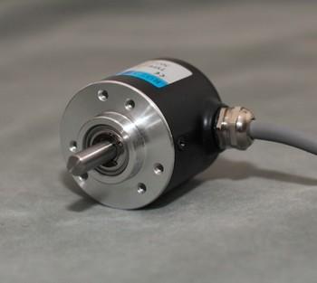 Envío Gratis ZSP3806 codificador rotatorio fotoeléctrico Incremental ZSP3806 2000 pulse 2000 cable ABZ trifásico 5-24V