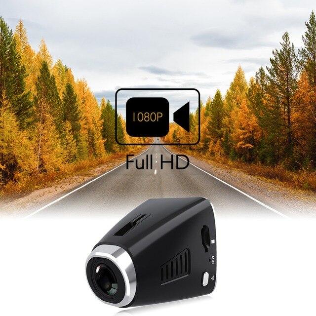 AKASO V1 HD WiFi Car Dash Camera DVR Car Dash Cam with GPS APP 16GB Night Vision Loop Recording G-Sensor Parking Monitor 2