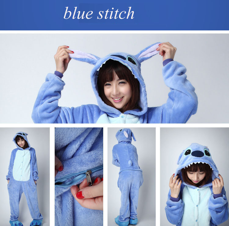 stitch adult kigurumi pajamas (2)