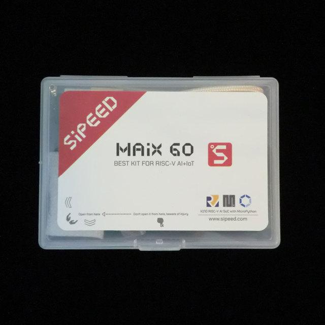 1 X Sipeed Maix Đi Phù Hợp Với Cho RISC V Ai + IOT Trên Tàu JTAG Và UART Dựa Trên STM32F103C8