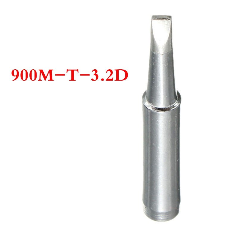 900M-T-3.2D Soldering Leader-Free Solder Replacement Iron Tip For Hakko 936 Flat