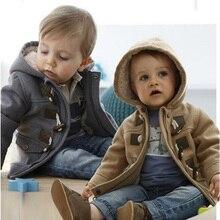 In vendita!! 2016 bambino Ragazzi tuta sportiva Dei Bambini capretti di Modo del cappotto giacche per le ragazze Del Ragazzo gia