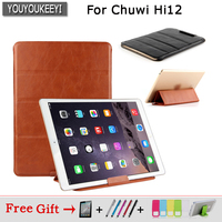 New And High Quality PU Sleeve Messenger Bag Case For CHUWI Hi12 12 Tablet PC Protectiv