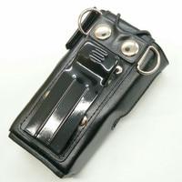 מכשיר הקשר עור מכשיר הקשר מגן Case רדיו כיסוי עבור Motorola GP328 GP340 PRO5150 HT750 שני רדיו דרך (5)