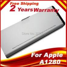 "A1280 алюминиевый обновленный корпус батареи ноутбука для Apple MacBook 1"" A1278(версия 2008) MB466LL/A MB466 MB771LLA MB771"