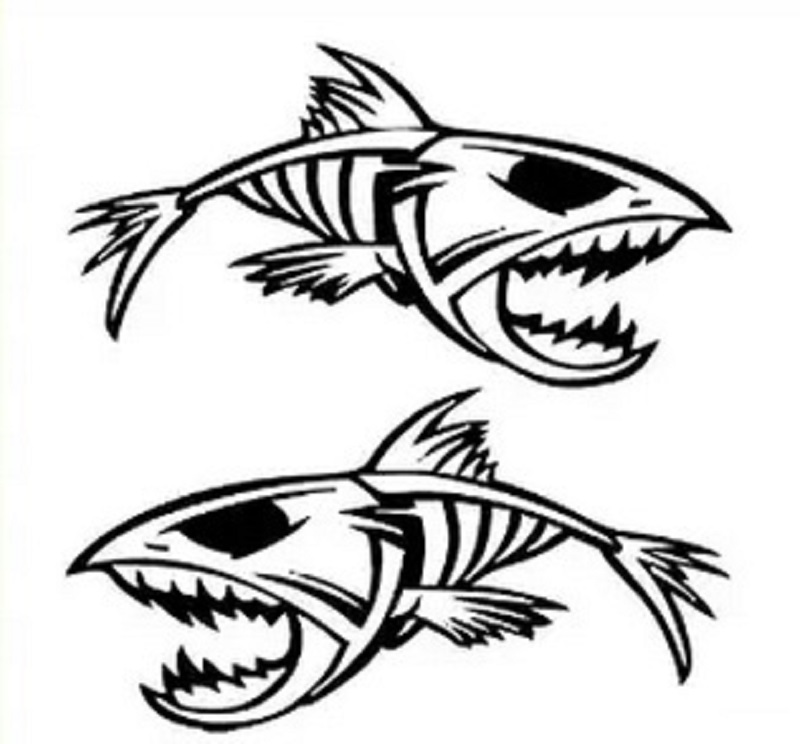 Compare Prices On Fish Stickers For Boats Online ShoppingBuy Low - Boat stickers