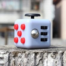 11 Color Fidget Cube Puzzles & Magic Anti Stress Toy Stress Wheel