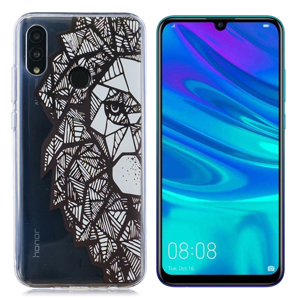 Soft Case For Huawei P Smart 2019 Case Soft Silicone TPU Transparent Phone Back Cover For Capa Huawei P Smart 2018 PSmart 2019  (12)