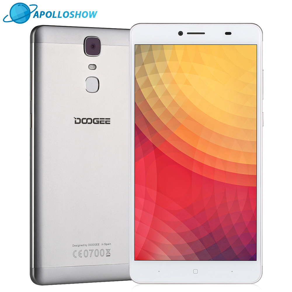 DOOGEE Y6 Max 3GB 32GB 4G LTE Qcta Core 6 5Inch FHD Fingerprint Android 6 0