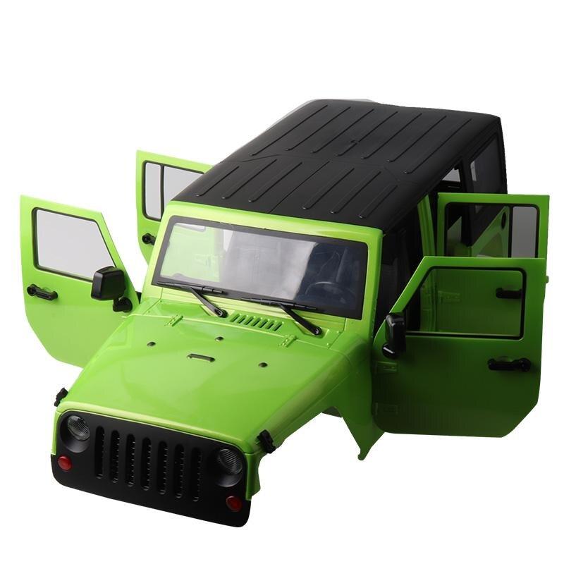 1:10 Car Shells Body Frame 313mm Wheelbase Emulational Climbing Car SCX10 RC4WD D90 D110 Car Shell KIT