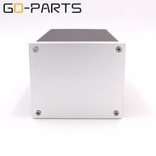 GD PARTS 1 PC מלא אלומיניום מארז מארז מקרה עבור Hifi צינור מגבר כוח פרויקט DIY 134x114x209mm