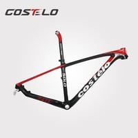 Costelo Mountain Bike 29ER MTB Carbon Bike Frame With Stem Size 16 17 5 19 21