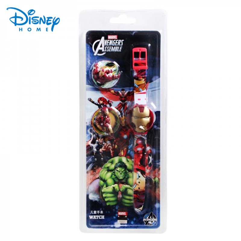 100-Genuine-Disney-Brand-watch-kids-cartoon-watches-Iron-Man-watch-for-boys-3-type-cover