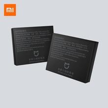 Bateria recarregável para xiaomi mijia, bateria original de 1450mah 3.8v para câmera de ação mini 4k, acessórios de peças de reposição carregador de carregador