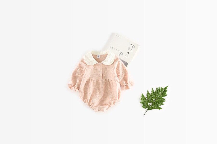 Baby meisjes romper zomer prinses pasgeboren baby jumpsuit kleding - Babykleding - Foto 3