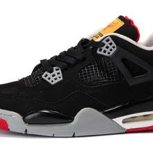 e1bf0eaf24d0 Men Sports Shoes Jordan Retro 4 classical Basketball Shoes Men Sneakers  shoes Aj4 black gold blue