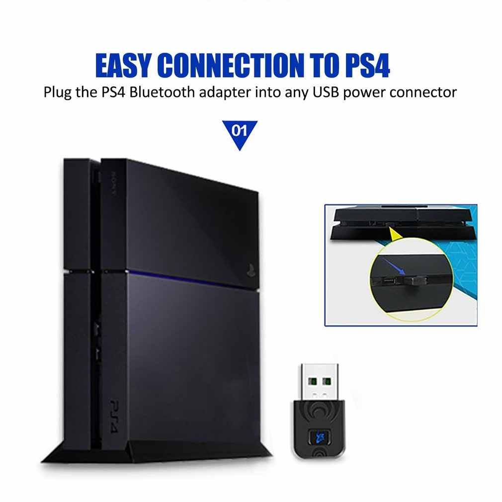 DN-A650 USB Dongle Wireless Bluetooth Adapter Receiver for pc TV PS4 Switch  Mac Bluetooth Audio Transmitter Headphone Receiver