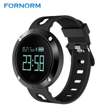 FORNORM Fitness Tracker Smart Watch Monitor Heart Rate Bracelet Pedometer Sleep Activity Wristband Wrist Watch Wearable