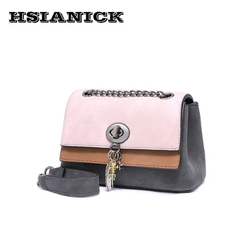 Lady small handbag 2018 new three color design shoulder bag mini messenger square handbag autumn and winter female chain handbag aliwilliam bag female 2017 autumn new