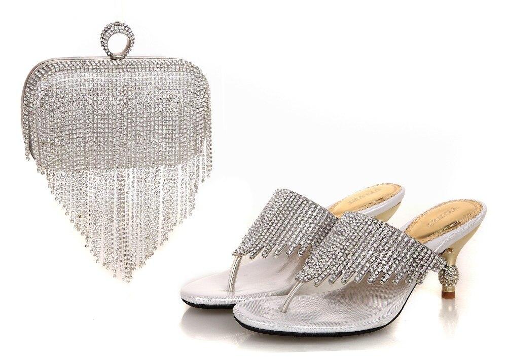 Silver Grey Ladies Shoes