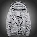 2016 al por mayor caliente de espesor invierno cálido hoodies de los hombres sudaderas sudaderas con capucha de los hombres sudaderas con capucha hombre xxxxl xxxxxl hombres homme hombre