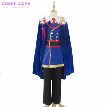King OF PRISM by PrettyRhythm Mihama Kouji Cosplay Costume Halloween Christmas New years image