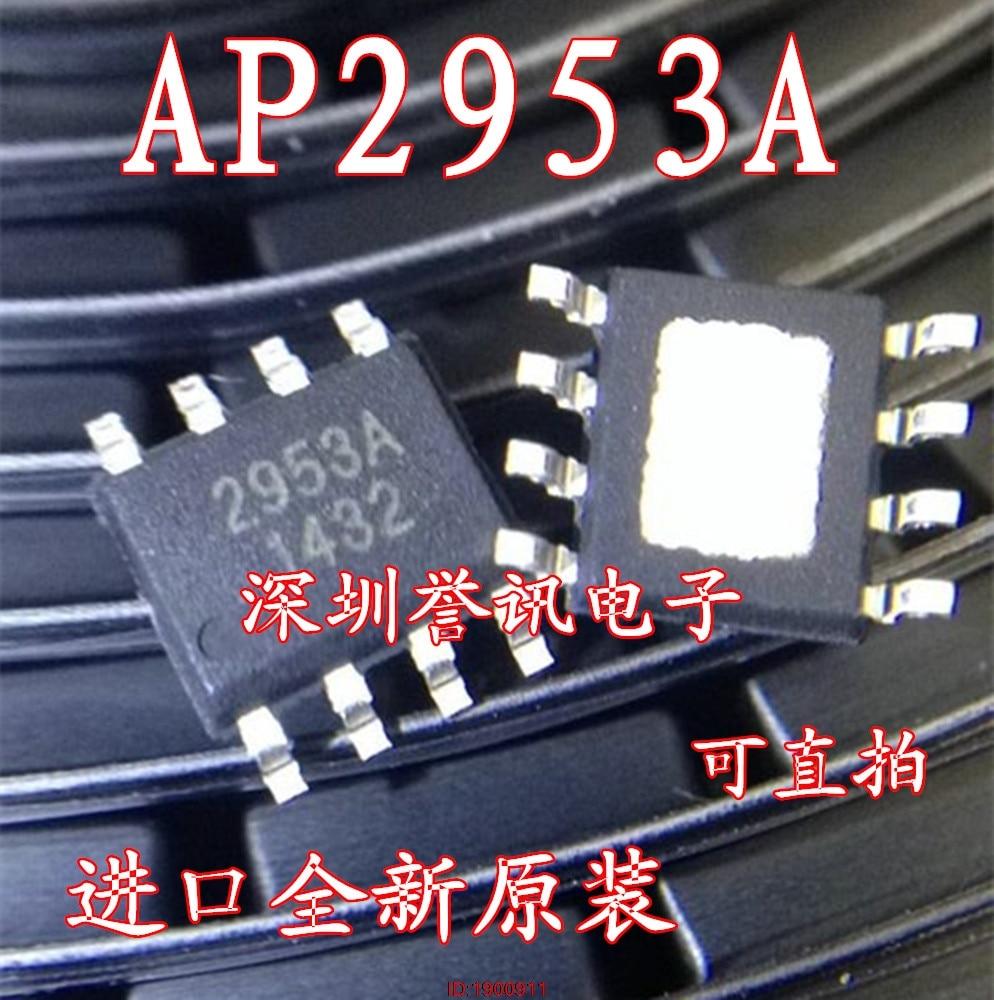 1pcs/lot AP2953A 2953 SOP81pcs/lot AP2953A 2953 SOP8