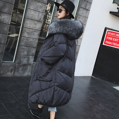 2018 Winter Coats High Quality Coat Fashion Female Long Jacket Women Thicken Warm Down Parkas Coat Outerwear Maternity Clothings заколдованный принц 2018 12 22t18 00