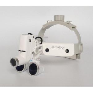 Image 4 - Lente dingrandimento chirurgica a luce led ad alta intensità 3.5 con lente dingrandimento medica