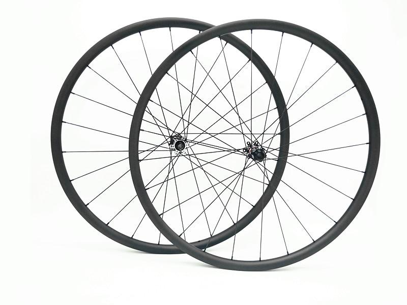 carbon MTB wheels tubeless 29er 1250g Ultralight 28x22mm hookless 411 412 hubs 100X12/15 142X12 Mountain bike UD matte 24H 28H